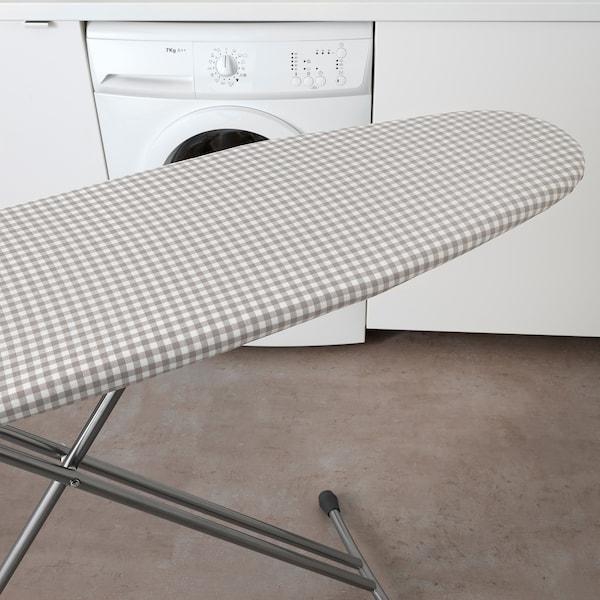 LAGT غطاء طاولة الكوي, رمادي
