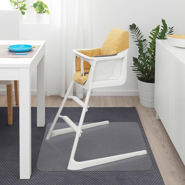LANGUR غطاء مقعد لكرسي مرتفع, أصفر