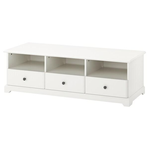 Liatorp Tv Bench White Ikea