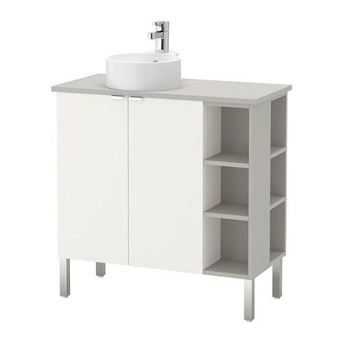 LILLÅNGEN/VISKAN / GUTVIKEN Washbasin cab 2 doors/2 end units IKEA You can