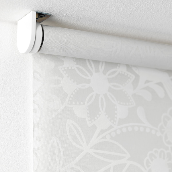 LISELOTT roller blind white 195 cm 160 cm 3.12 m²
