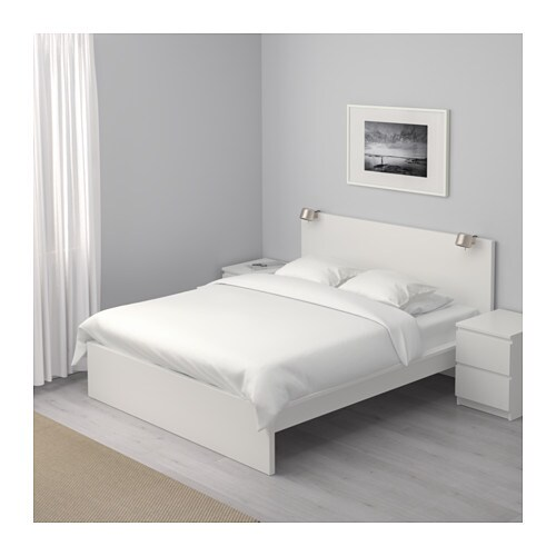 MALM Bed frame high 160x200 cm IKEA