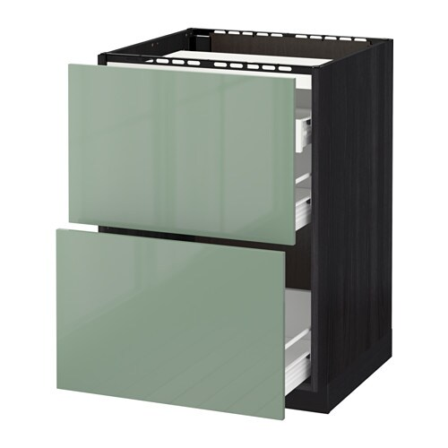 Cabinets For Built In Appliances: METOD / FÖRVARA Base Cab F Hob/2 Fronts/3 Drawers