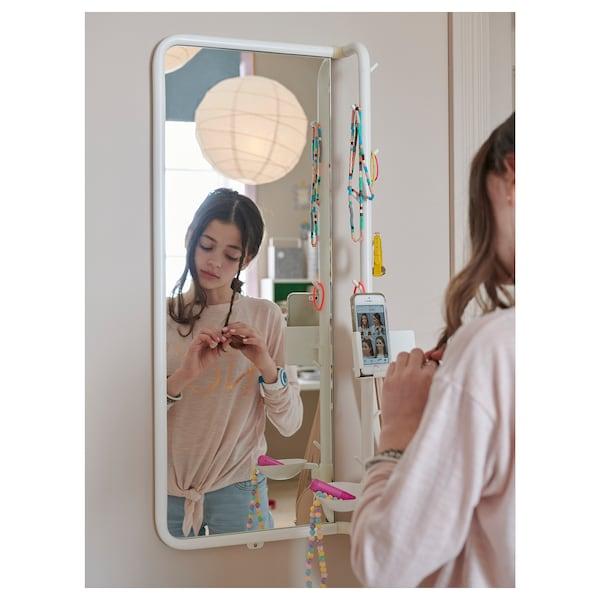 MÖJLIGHET مرآة, أبيض, 34x81 سم