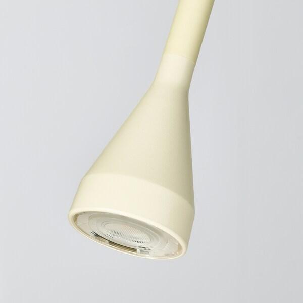 NÄVLINGE LED work lamp, yellow
