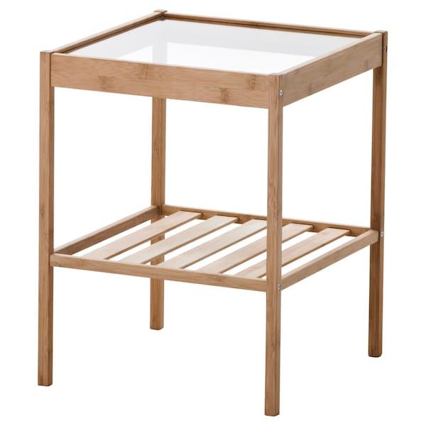 NESNA طاولة سرير, 36x35 سم
