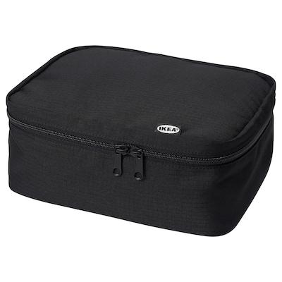 OBRYDD Toiletry bag, black