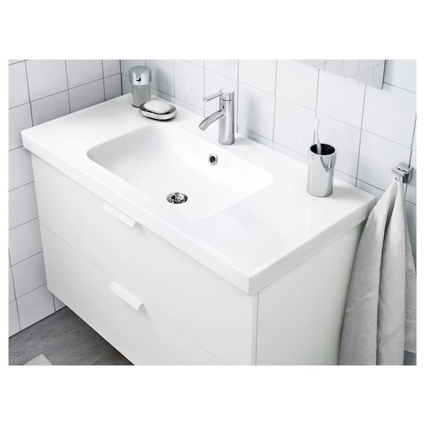 ODENSVIK حوض غسيل مفرد., 103x49x6 سم