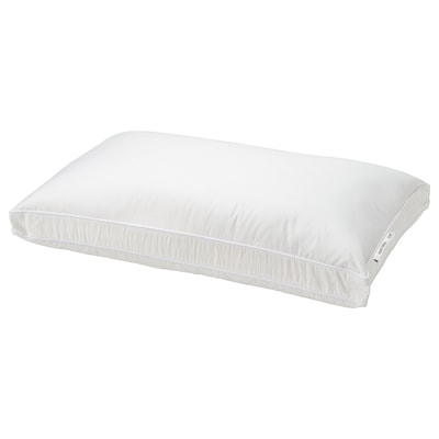 PRAKTVÄDD Ergonomic pillow, side sleeper, 41x70 cm