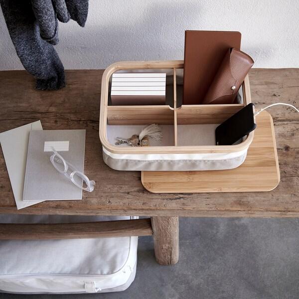 RABBLA صندوق بحجيرات, 25x35x10 سم