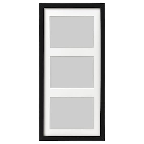 RIBBA برواز, أسود, 50x23 سم