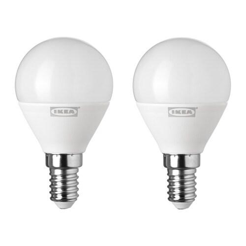 RYET LED bulb E14 400 lumen - IKEA