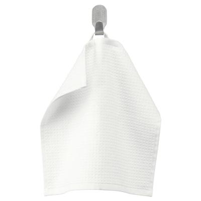 SALVIKEN نسيجة غسل, أبيض, 30x30 سم