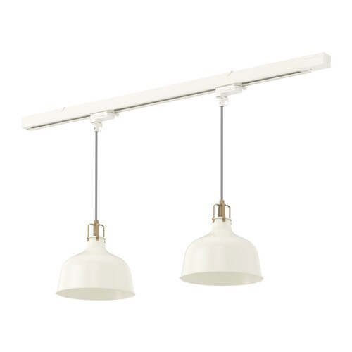 Skeninge track with 2 pendant lamps ikea track lighting mozeypictures Images