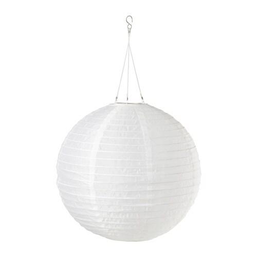 SOLARVET LED string light with 24 lights - IKEA