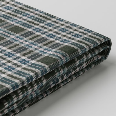 STOCKSUND Cover for bench, Segersta multicolour