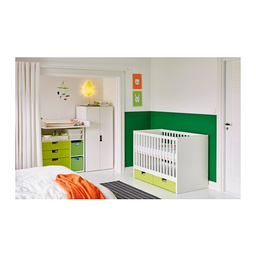 stuva cot with drawers ikea - Ikea Chambre Bebe Stuva