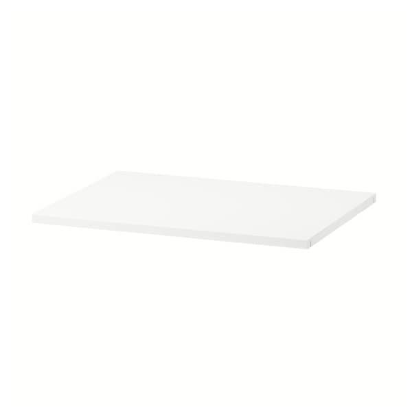 STUVA GRUNDLIG رف, أبيض, 56x45 سم