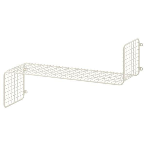 SVENSHULT رف حائط, أبيض, 60x20 سم
