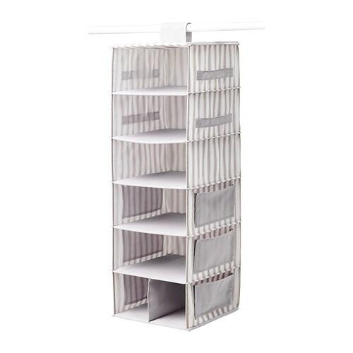 SVIRA Hanging storage with 7 compartments. SVIRA Hanging storage with 7 compartments   IKEA