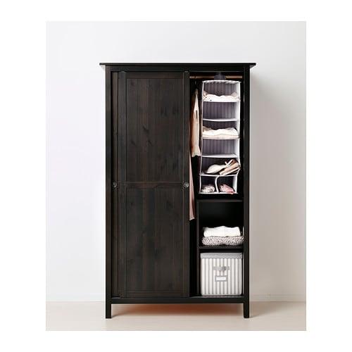 . SVIRA Hanging storage with 7 compartments   IKEA