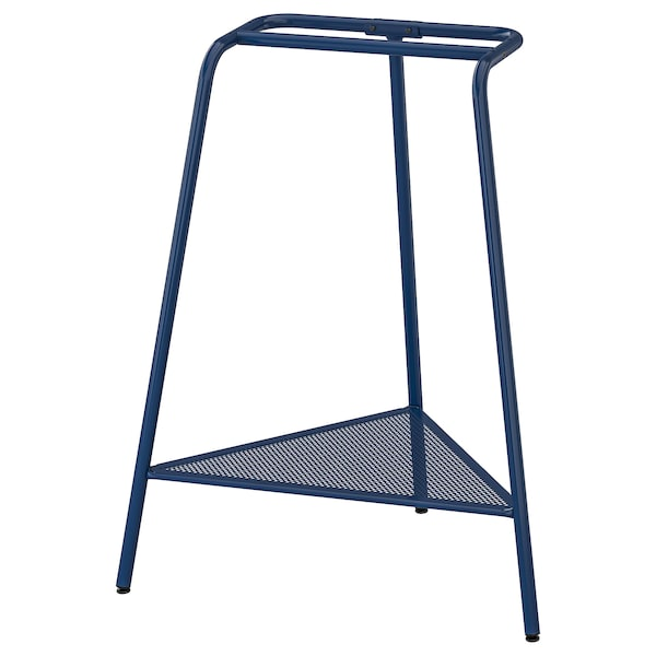 TILLSLAG Trestle, dark blue metal