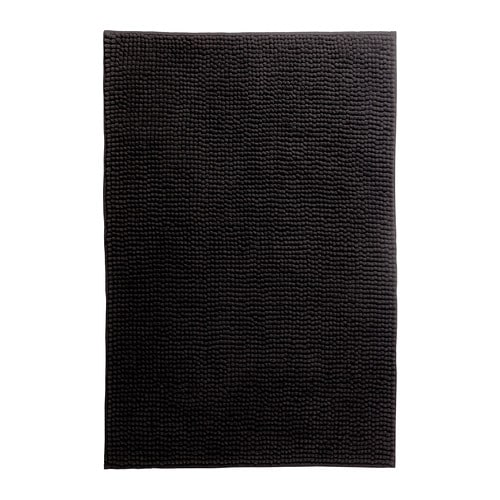 TOFTBO Bath mat   Ultra soft, absorbent and quick to dry since it's made of microfibre.