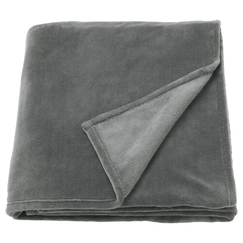 TRATTVIVA bedspread grey 250 cm 230 cm