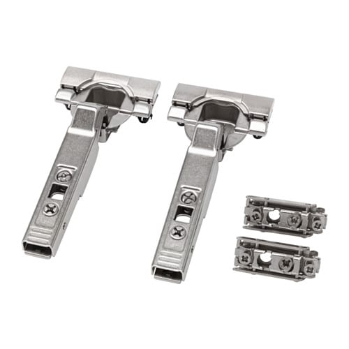 UTRUSTA Hinge   25 year guarantee.   Read about the terms in the guarantee brochure.