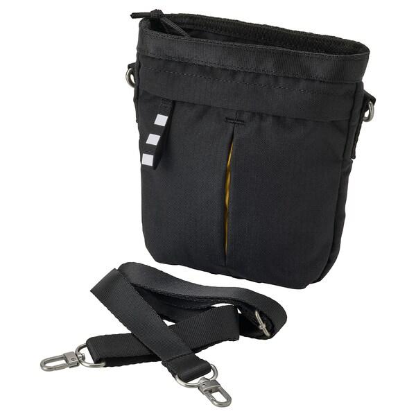 VÄRLDENS حقيبة صغيرة, أسود, 17x5x20 سم/2 ل