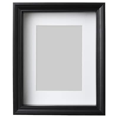 VÄSTANHED Frame, black, 20x25 cm