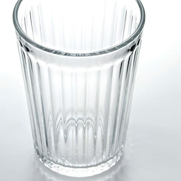 VARDAGEN Glass, clear glass, 20 cl
