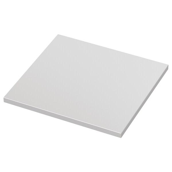 VISKAN سطح, رمادي, 42x40 سم