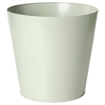 VITLÖK آنية نباتات, داخلي/خارجي أخضر فاتح, 32 سم