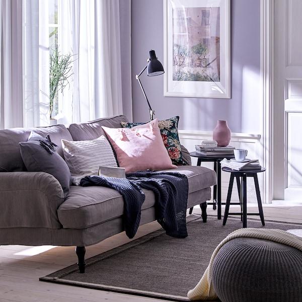 AINA Cushion cover, light pink, 50x50 cm