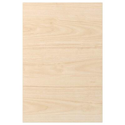 ASKERSUND Door, light ash effect, 40x60 cm