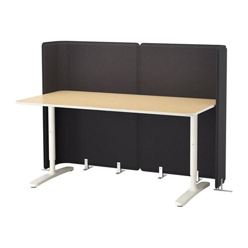 Ikea Sofa Zweisitzer Gebraucht ~   Desks for stationary computers  GALANT BEKANT system Reception desks