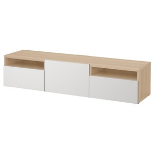 Drawer: Drawer runner, soft-closing.