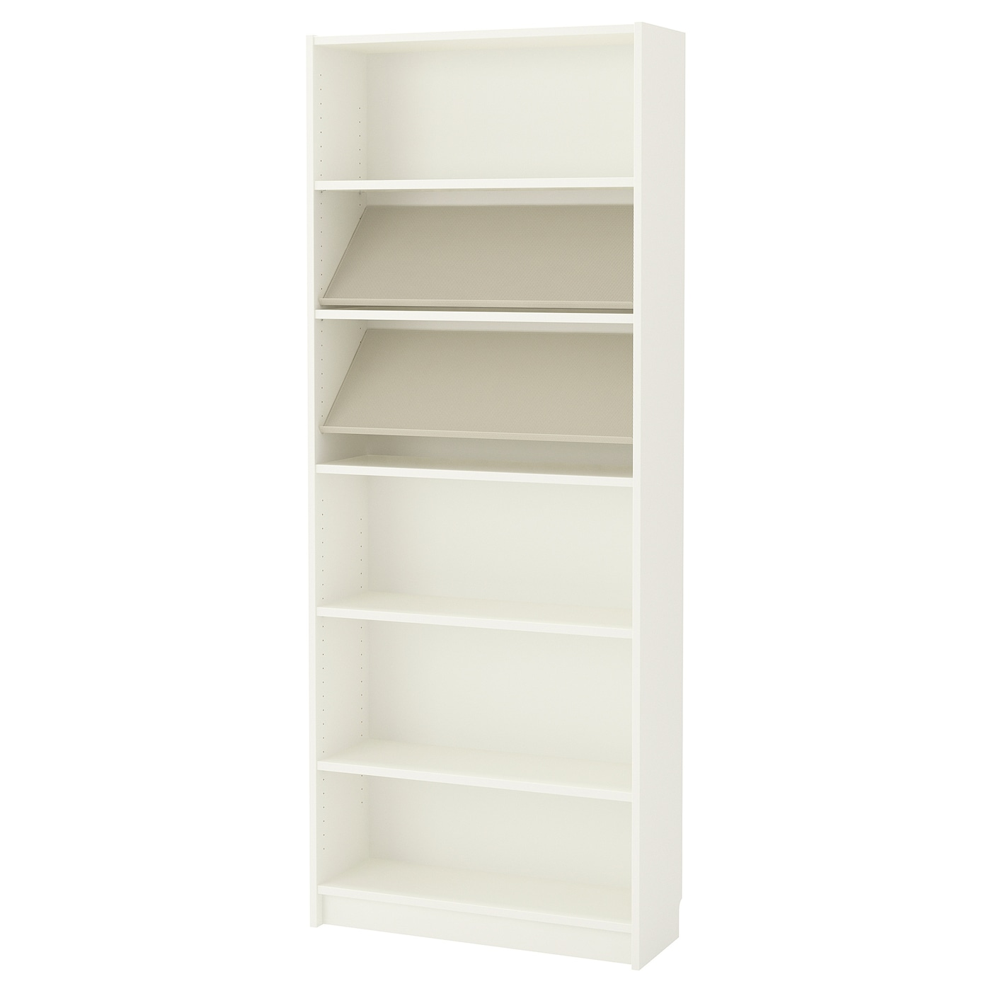 Groovy Billy Bottna Bookcase With Display Shelf White Beige Download Free Architecture Designs Intelgarnamadebymaigaardcom
