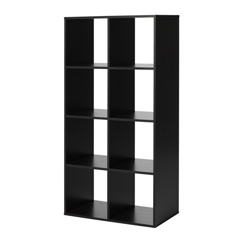 BLANKHULT Shelving unit IKEA Choose whether you want to mount it horizontally or vertically.