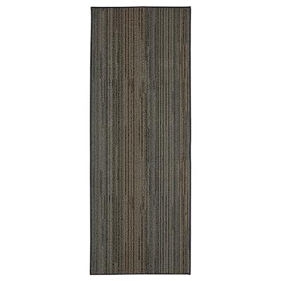 BRATBJERG Kitchen mat, beige/brown, 45x120 cm