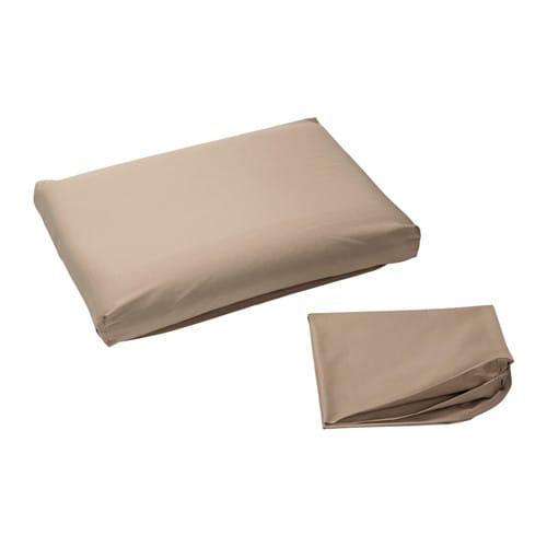dvala pillowcase for ergonomic pillow ikea. Black Bedroom Furniture Sets. Home Design Ideas