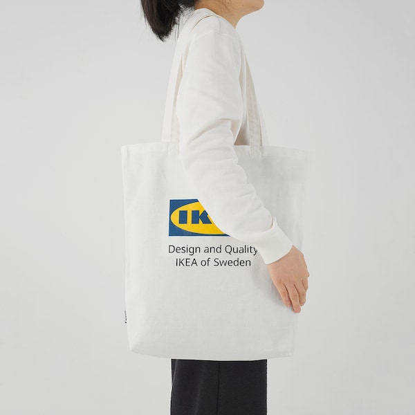EFTERTRÄDA Bag, white