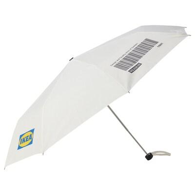 EFTERTRÄDA Umbrella, foldable white