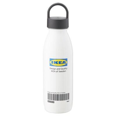 EFTERTRÄDA Water bottle, white