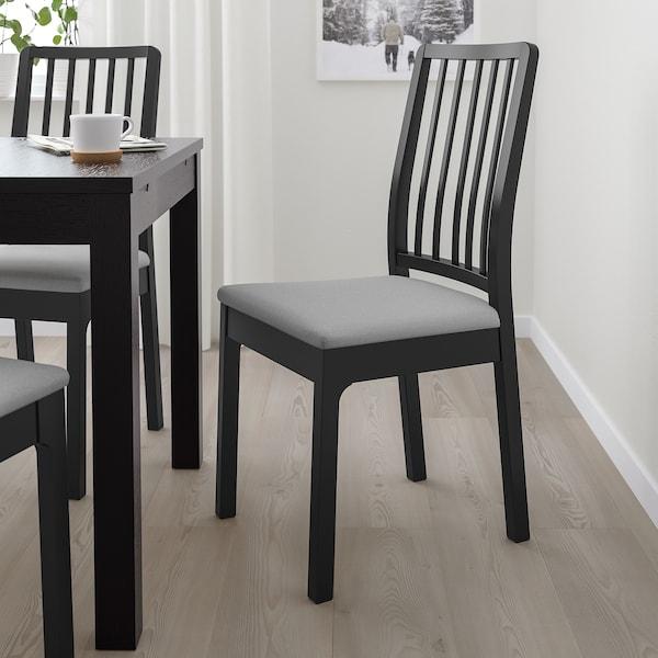 Ekedalen Chair Cover Orrsta Light Grey Ikea