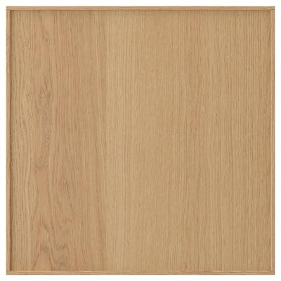 EKESTAD Door, oak, 40x40 cm