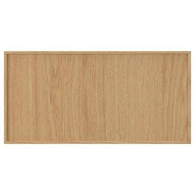 EKESTAD Drawer front, oak, 40x20 cm