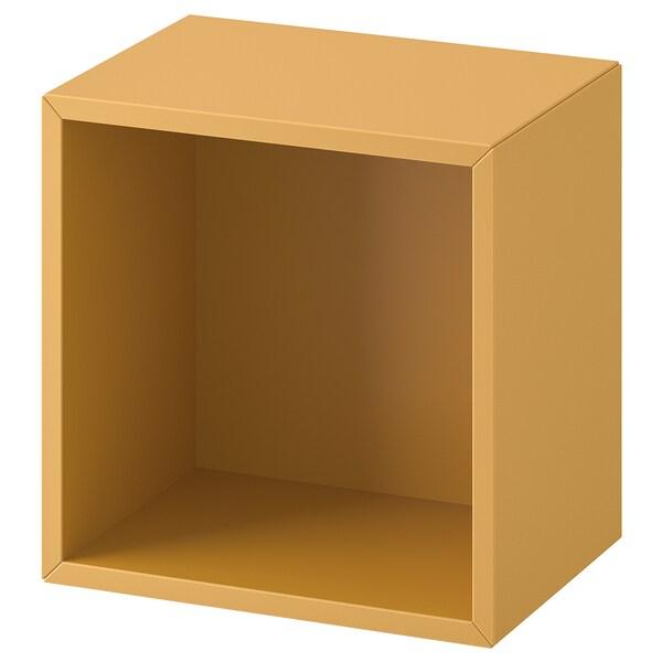 EKET Cabinet, golden-brown, 35x25x35 cm