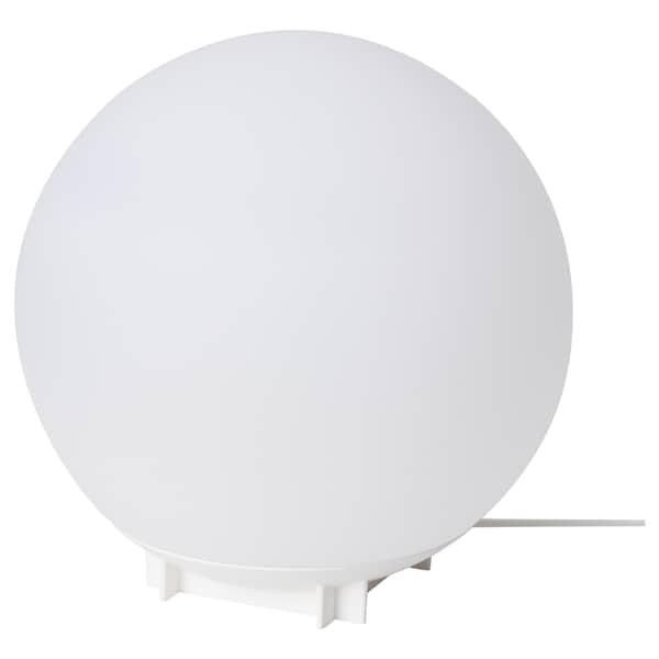 FADO Floor lamp, white, 30 cm